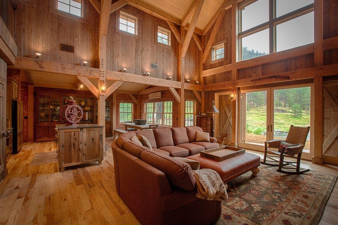 Rist Canyon House
